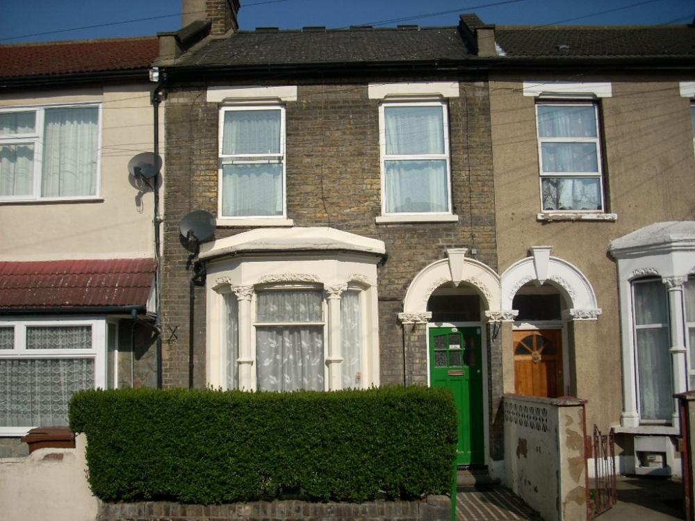 Residential terrace houses in barking